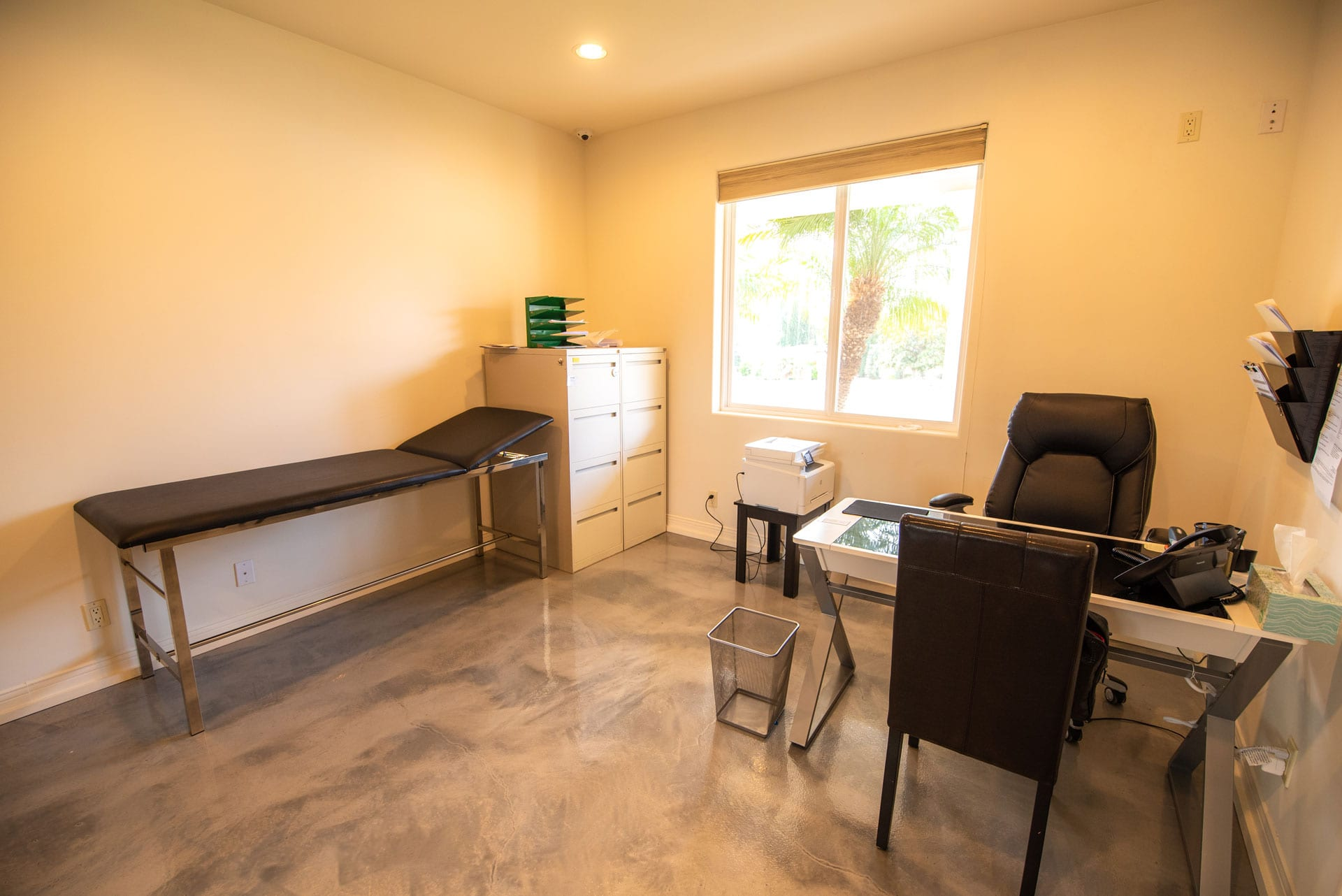room in a rehab in ventura county