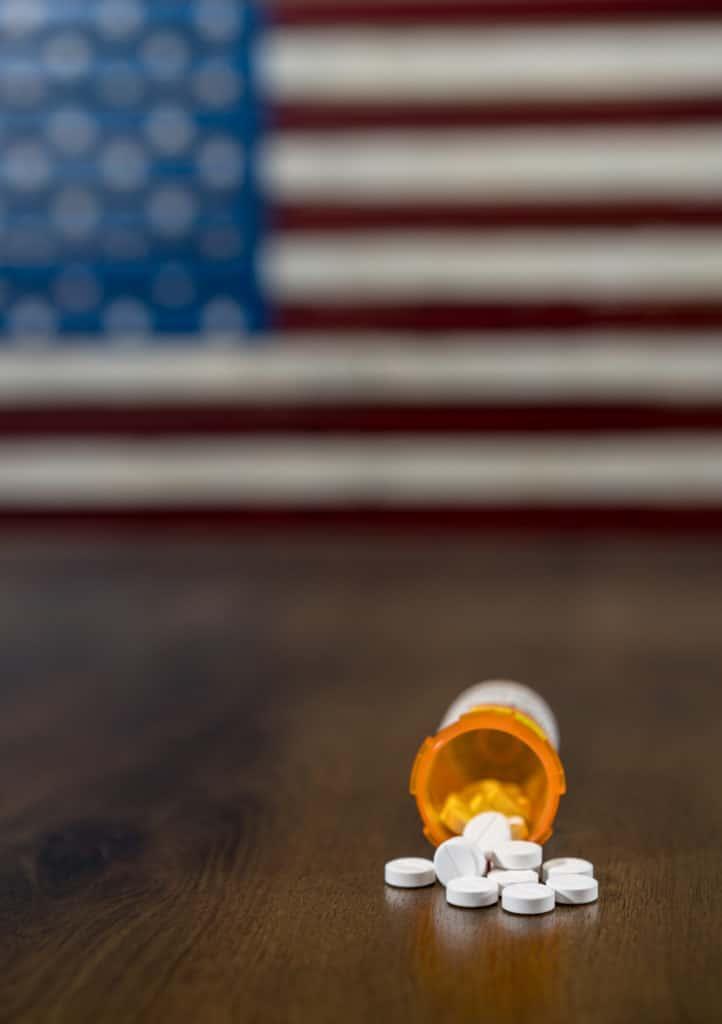 Opioid Abuse Statistics in America